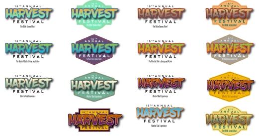 Harvest Festival 2019 Logo