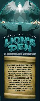 Lions Den poster