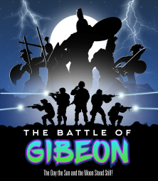 The Battle of Gibeon Poster